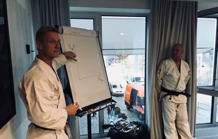 KarateCoaching – Sortbælte i selvledelse