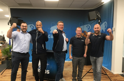 Resultatskabende Salgspower (RSP) – Carl Ras får endnu et hold bruntbælte i salg